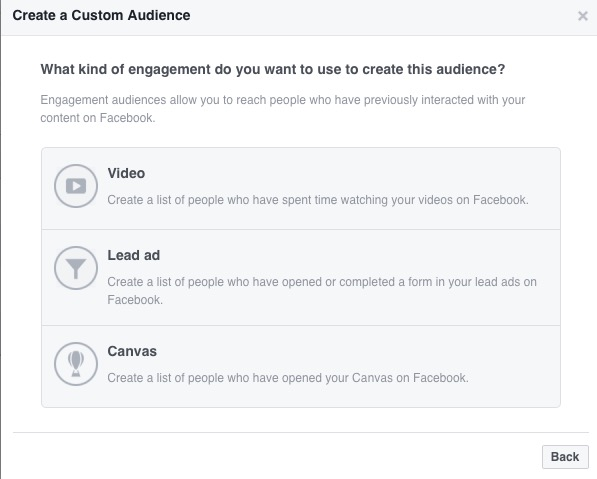 Facebook ads engagement on facebook 2