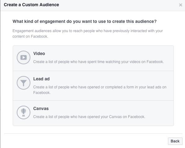 Facebook ads engagement on facebook 2