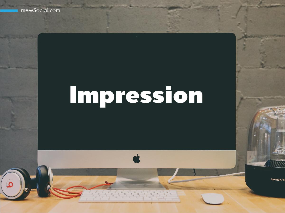 facebook Impression